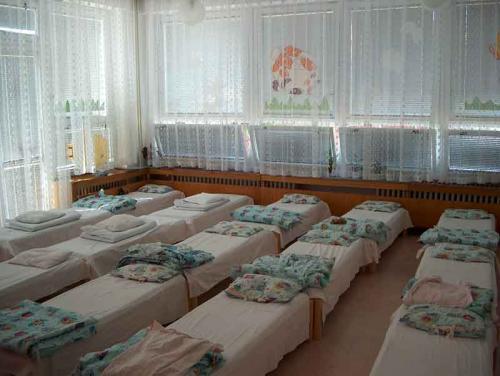 kde spíme