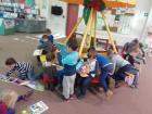 Městská knihovna - Papoušci