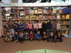 Návštěva knihovny - Medvídci