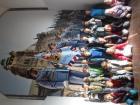 Návštěva Pražského hradu a výstavy hradní stráže - Medvídci