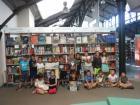 Návštěva knihovny - hádanky a říkadla